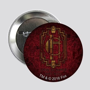 "American Horror Story Hotel Icon 2.25"" Button"