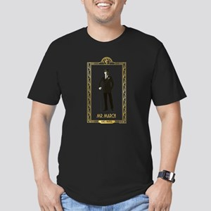 American Horror Story Men's Fitted T-Shirt (dark)