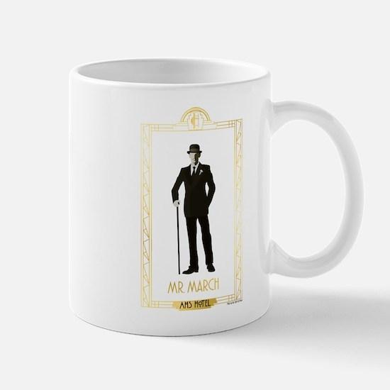 American Horror Story Hotel Mr. March Mug