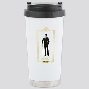American Horror Story H Stainless Steel Travel Mug