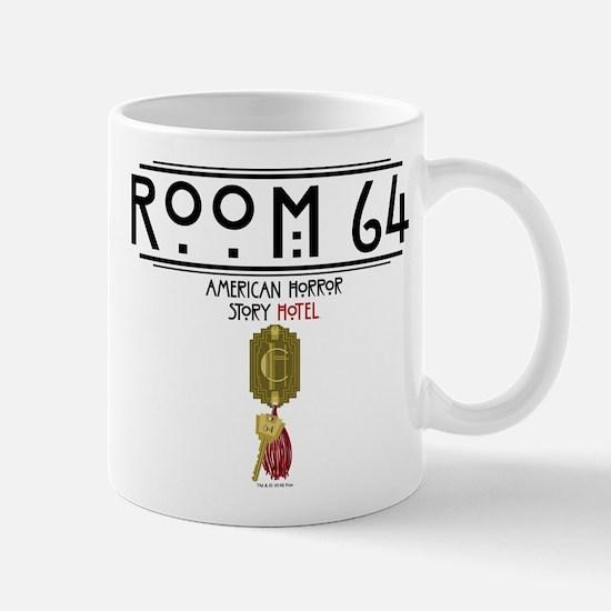 American Horror Story Hotel Room 64 Mug