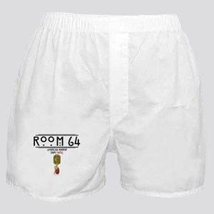 American Horror Story Hotel Room 64 Boxer Shorts