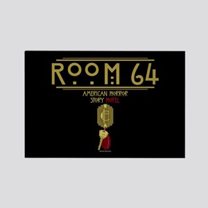 American Horror Story Hotel Room Rectangle Magnet