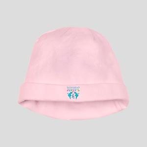 BALLERINA baby hat