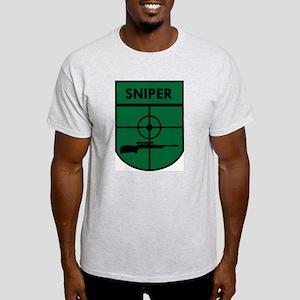 Sniper Patch Light T-Shirt
