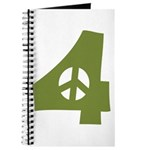 For Peace Journal