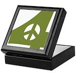 For Peace Keepsake Box