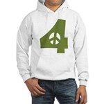 For Peace Hoodie