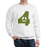 For Peace Sweatshirt