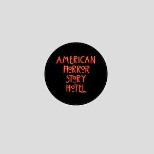 American Horror Story Hotel Neon Sign Mini Button