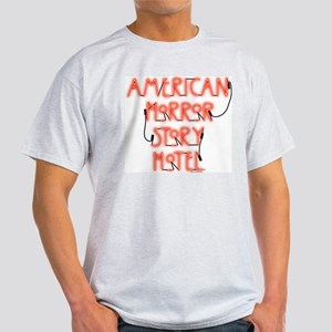 American Horror Story Hotel Neon Sig Light T-Shirt