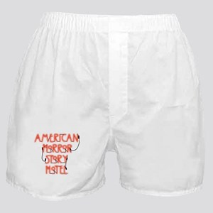 American Horror Story Hotel Neon Sign Boxer Shorts