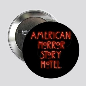 "American Horror Story Hotel Neon Sign 2.25"" Button"