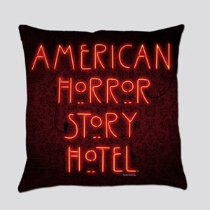 American Horror Story Hotel Neon S Everyday Pillow