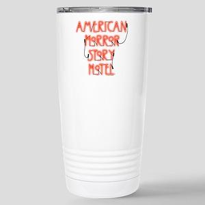 American Horror Story H Stainless Steel Travel Mug