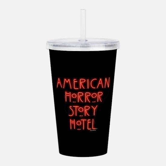 American Horror Story Acrylic Double-wall Tumbler