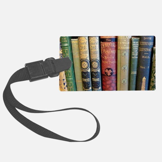 Cool Author Luggage Tag
