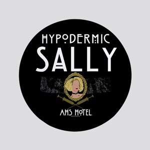 American Horror Story Hotel Hypodermic Sall Button