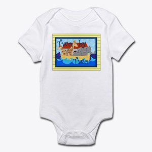 Two by Two Infant Bodysuit