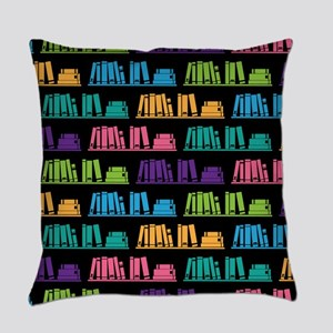 Book Lover Librarian Reader Everyday Pillow