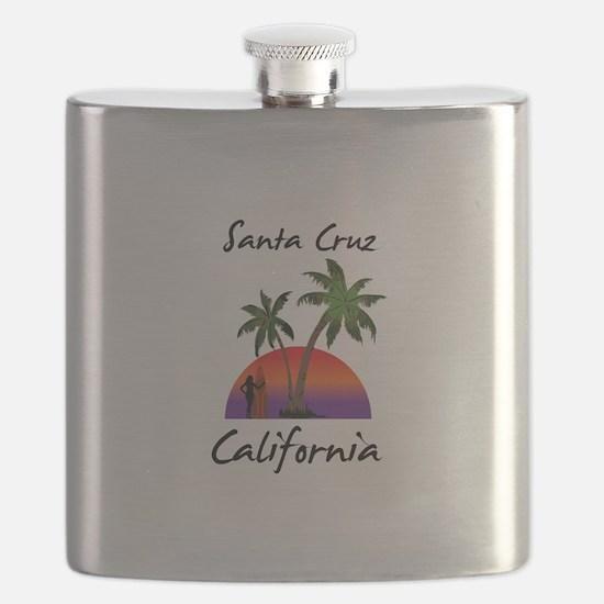 Santa Cruz Flask