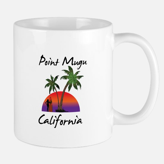 Point Mugu Mugs