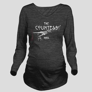 American Horror Stor Long Sleeve Maternity T-Shirt