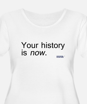history copy Plus Size T-Shirt