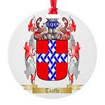 Taaffe Round Ornament