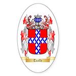 Taaffe Sticker (Oval 10 pk)