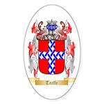 Taaffe Sticker (Oval 50 pk)