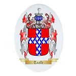 Taaffe Oval Ornament