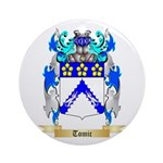 Tomic Round Ornament