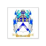 Tomeo Square Sticker 3