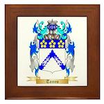 Tomeo Framed Tile