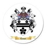 Tomei Round Car Magnet