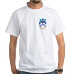 Tomecek White T-Shirt