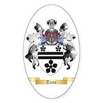 Tome Sticker (Oval 50 pk)