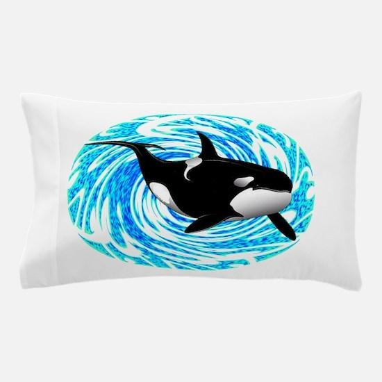 ORCA Pillow Case