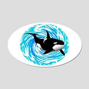 ORCA Wall Decal