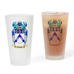 Tombs Drinking Glass