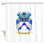 Tombs Shower Curtain