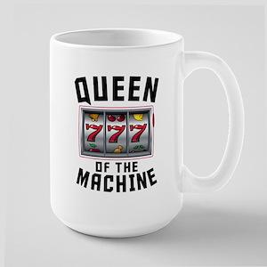 Queen Of The Machine Mugs