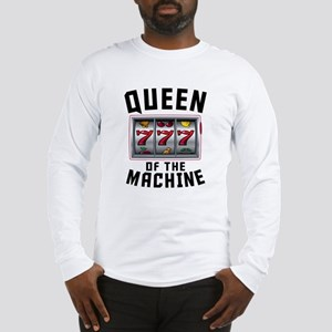 Queen Of The Machine Long Sleeve T-Shirt