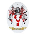 Tombrinck Oval Ornament