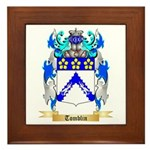 Tomblin Framed Tile