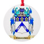 Tomaszewicz Round Ornament