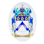 Tomaszczyk Oval Ornament