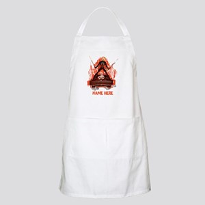 Ghost Rider Swords Personalized Apron
