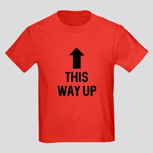 This Way Up Kids Dark T-Shirt
